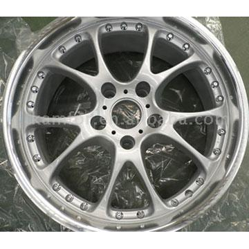 "High Quality Alufelgen (17 x 8 "") (High Quality Alufelgen (17 x 8 ""))"