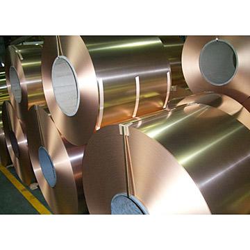 Copper Strip / Sheet