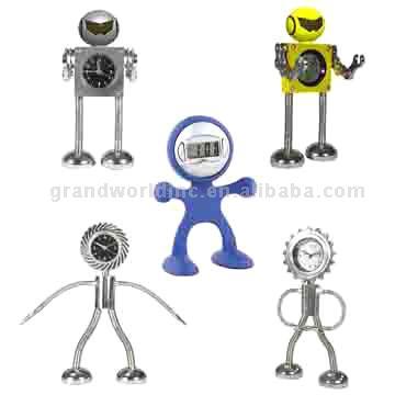 Robot Clock (Robot Clock)