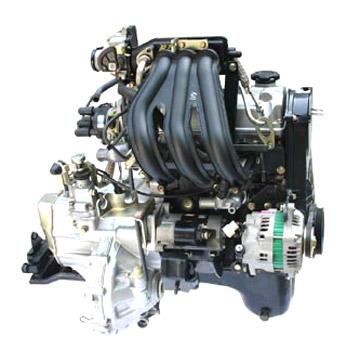 HH368Q-1E1 800cc Engine (HH368Q E1 800cc двигателя)