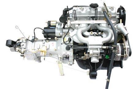800cc Engine HH462QE (800cc Двигатель HH462QE)
