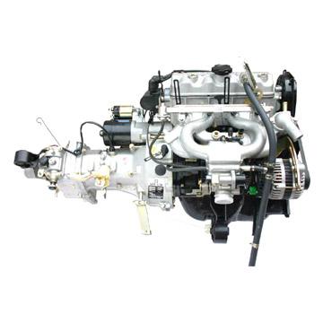 Engine (1000cc) (Двигатель (1000cc))