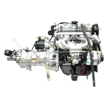 HH465Q-1E 1050cc Engine (HH465Q E 1050cc двигателя)