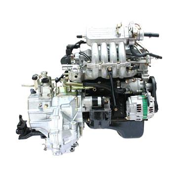 HH465Q-2E 1100cc Engine (HH465Q E 1100cc двигателя)