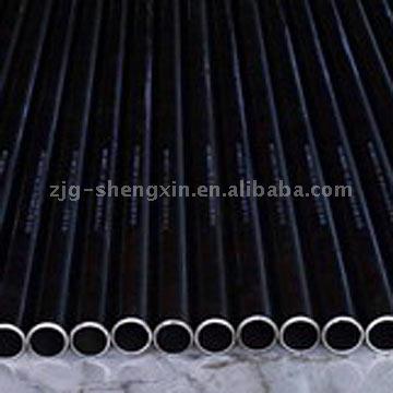 Fabrication du tube acier