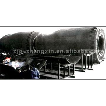 CFB Water and Steam Cooling Cyclone Separator (ЦКС воды и пара Охлаждение пескоотделитель)