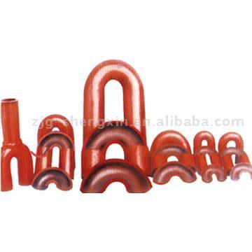 Small Radius Bifurcate Bending Tube (Малый радиус изгиба трубы разветвляются)