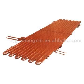 Membrane Wall Economizer (Мембранные стены экономайзер)
