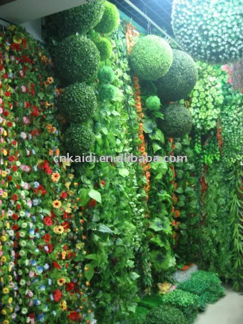 Tausende von hochwertigen Kunststoff-Blätter, Kranz und Anlagen für die Dekora (Tausende von hochwertigen Kunststoff-Blätter, Kranz und Anlagen für die Dekora)