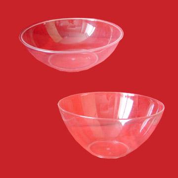 Crystal Clear Plastic Bowl (Crystal Clear пластиковые чаши)