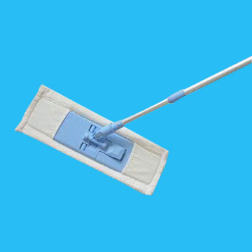 Microfiber Mop (With Aluminum or Steel Handle) (Microfiber СС (алюминиевые или стальные ручки))