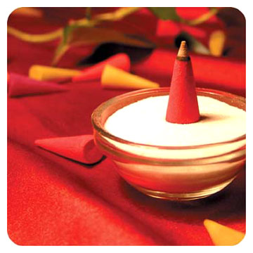 Cone Incense (Конус благовония)