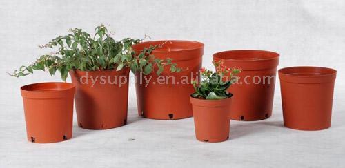 Flower Pots (Цветочные горшки)