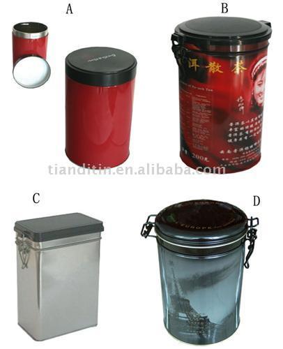 Coffee Tin (Кофе Tin)