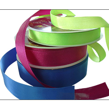 Single Face Satin Ribbons ( Single Face Satin Ribbons)
