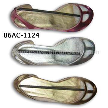 Ballerina Shoes (Обувь балерины)
