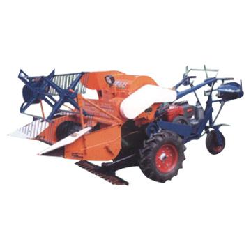 Mini Combine Harvester (Мини комбайновый)
