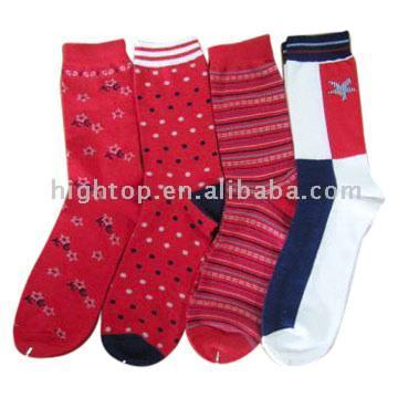 Girls` Midcalf Socks