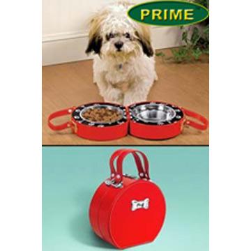 Portable Feeding Bowl Set (Портативный кормушку Установить)