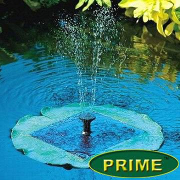 Newest Floating Solar Fountain (Новейшие Плавучий фонтан Солнечная)