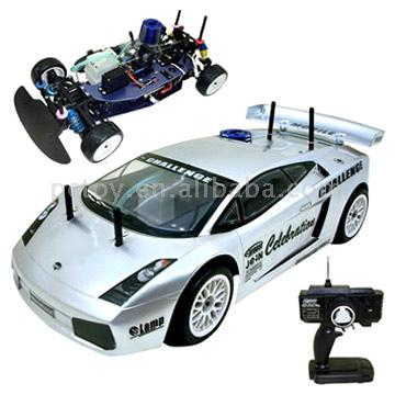 1:10 R/C Gas Car (1:10 R / C газов автомобиля)