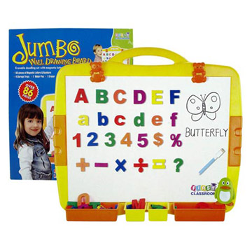 Educational Toys / Magnetic Drawing Board (Educational Toys / Magnetic Drawing Board)