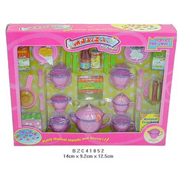 Battery Operated Toy: B / A Musical Teekanne mit Sound (Battery Operated Toy: B / A Musical Teekanne mit Sound)