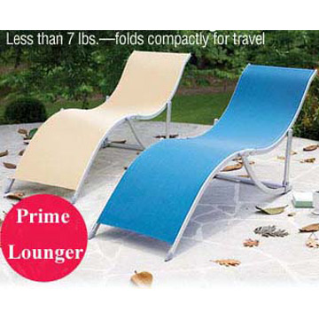 RENETTO: Canopy Lounge Chair