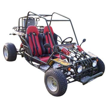 260cc Water-Cooled Go Kart (260cc Вода охлаждением Go Kart)
