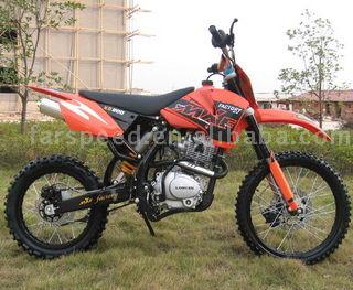 200cc/250cc KTM Dirt Bike (200cc/250cc КТМ Байк)
