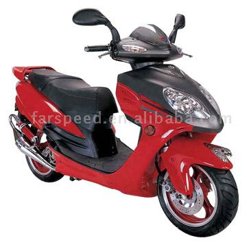 50cc / 125cc / 150cc Scooter with EEC/EPA (50cc / 125cc / 150cc Скутер с ЕЭС / EPA)