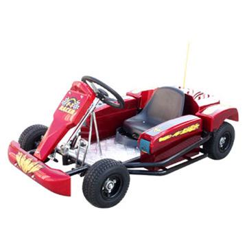 500W Electric Kids` Go Kart (Сразу 500W Electric Детские Kart)