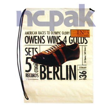 Drawstring Bags (Les sacs à cordonnet)
