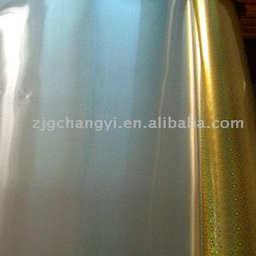 Holographic Aluminum Sheet & Coil For Panel