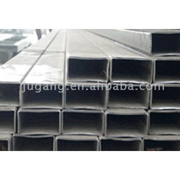 Rectangular Stainless Steel Pipe (Rectangulaire Stainless Steel Pipe)