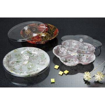 Acrylic Candy Box and Plate (Акриловые Клан и пластины)