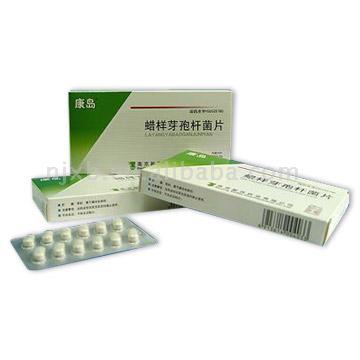 Bacillus Cereus Tablet