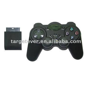 USB PS2 RF Game Controller