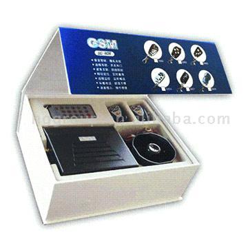 GSM Alarm System (GSM Сигнализация)