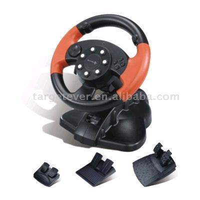 PS2 USB Racing Wheels