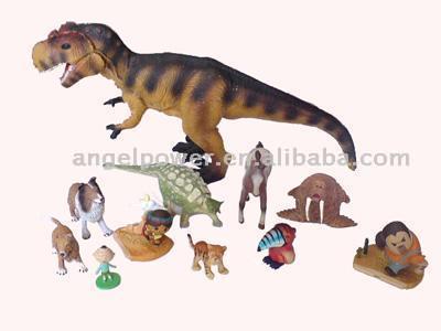 Plastic Character Toy (Plastic Character Toy)