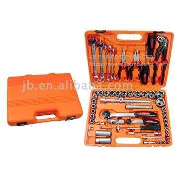57pc Socket Tool Set