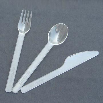 Spoon, Fork, Knife (Ложки, вилки, ножи)