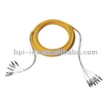 Multi-Core Fiber Cable (Multi-Core Fiber Cable)