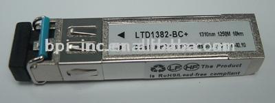 1.25Gbps Single Mode BIDI Transceiver ( 1.25Gbps Single Mode BIDI Transceiver)
