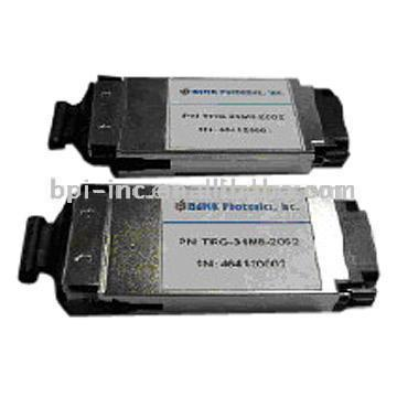 1.25Gbps Single Mode GBIC Transceiver ( 1.25Gbps Single Mode GBIC Transceiver)