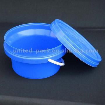 Plastic Bucket (Пластиковое ведро)