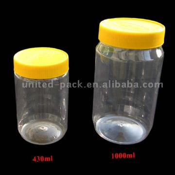 Plastic Jars (Пластиковые банки)