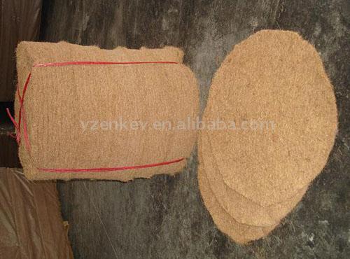 Coir Pot/Coir Basket Liner (Кокосовая горшка / Кокосовая корзины Линейное)