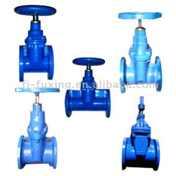Resilient-Seated Gate Valve (Resilient-Assis Gate Valve)